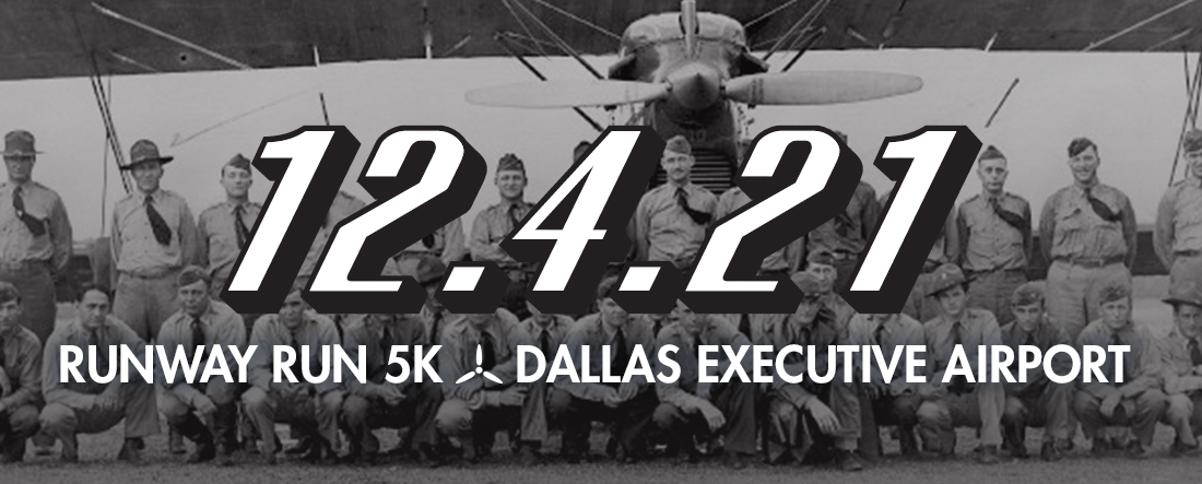 Runway Run 5K at Dallas Executive Airport